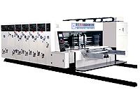 Máquina impressora flexógrafica e entalhadeira de corte e vinco XT-D